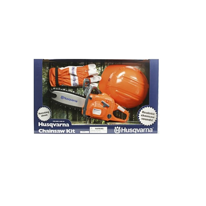 Toy Husqvarna Chainsaw Kit