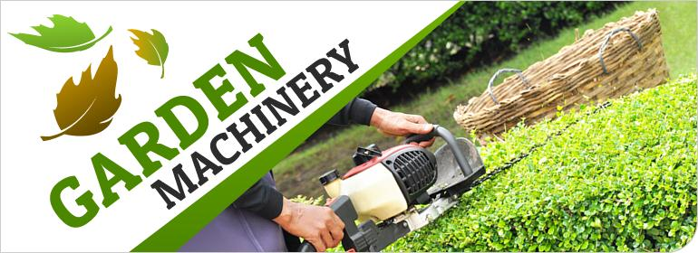 Garden Machinery offer
