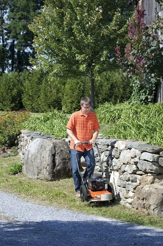 DR 6 75 Premier Wheeled Trimmer Mower